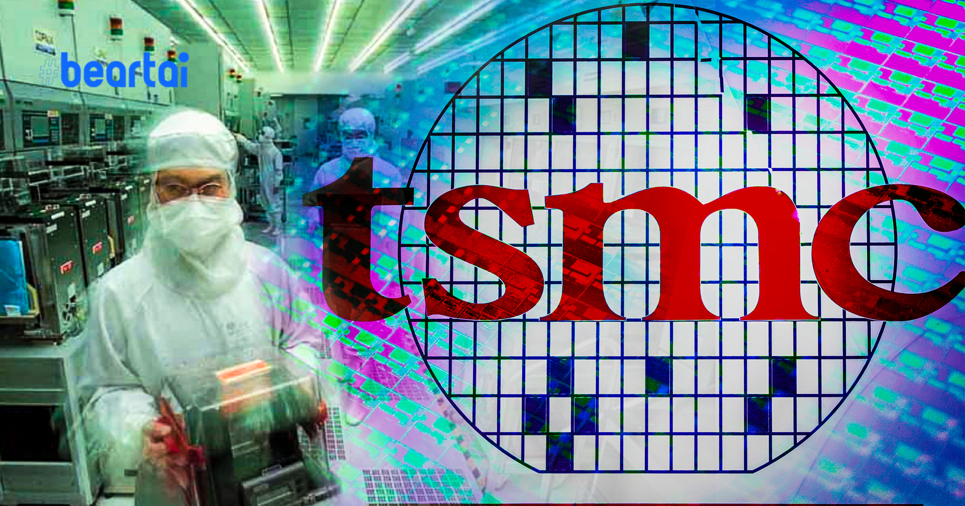 Taiwan Chipmaker TSMC Revenues Hit Record High In 2020