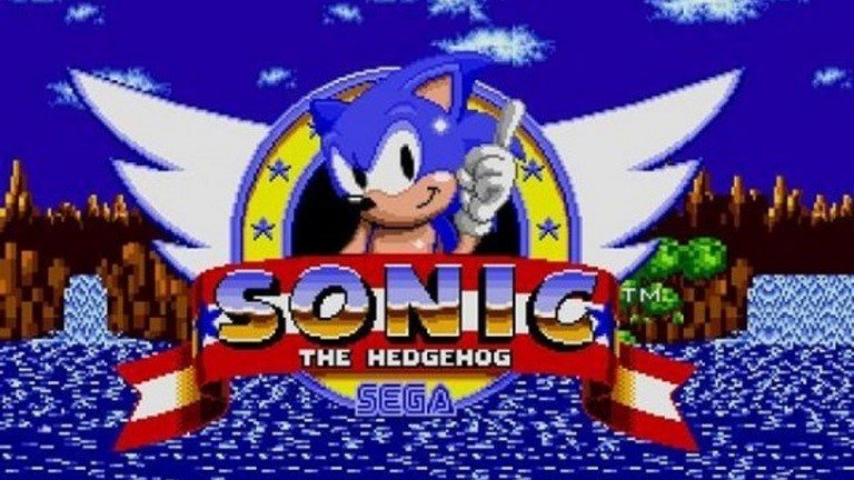The Sonic the Hedgehog