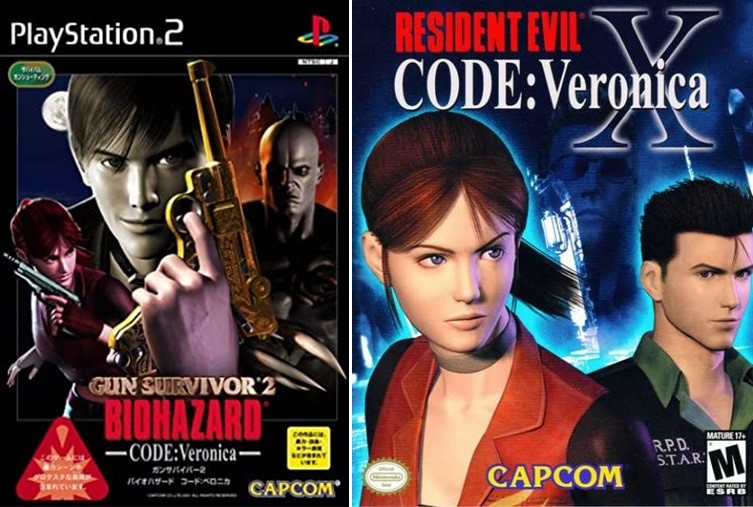 Resident Evil Outbreak และ Code Veronica