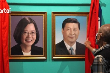 China warns Taiwan independence 'means war' as US pledges support