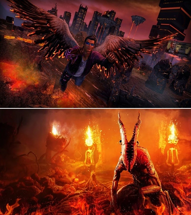 Saints Row Gat Out Of Hell   Agony
