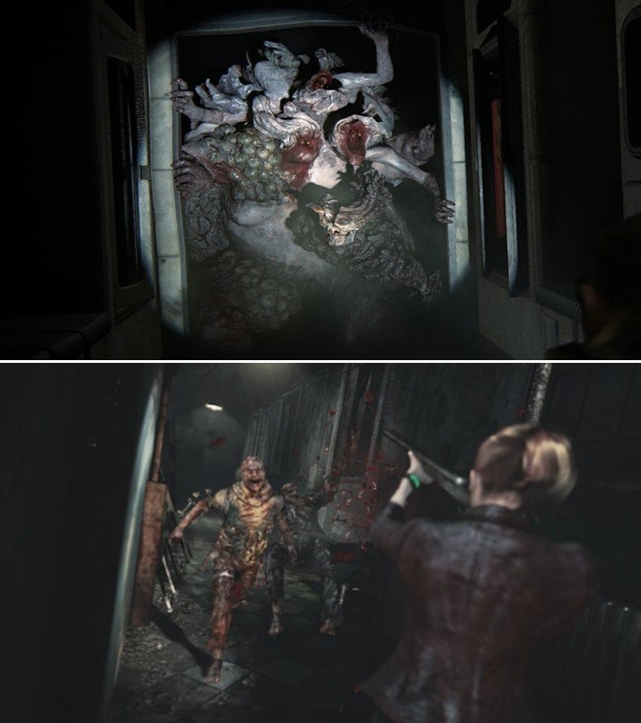 Resident Evil  The Last of Us