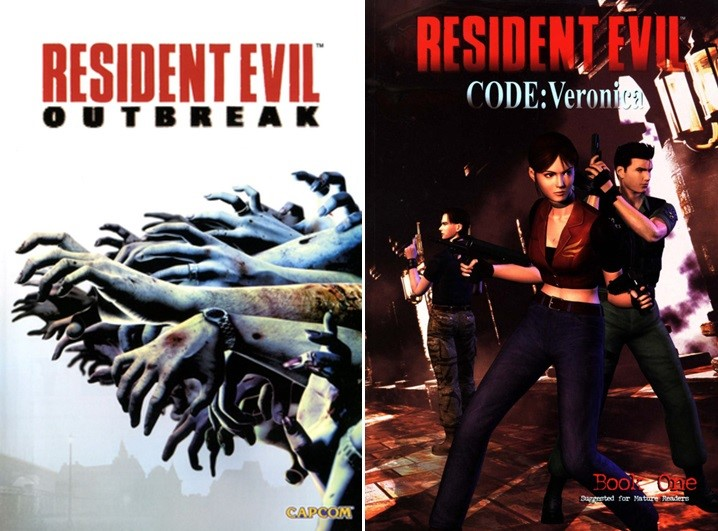 Resident Evil Code Veronica และ Outbreak