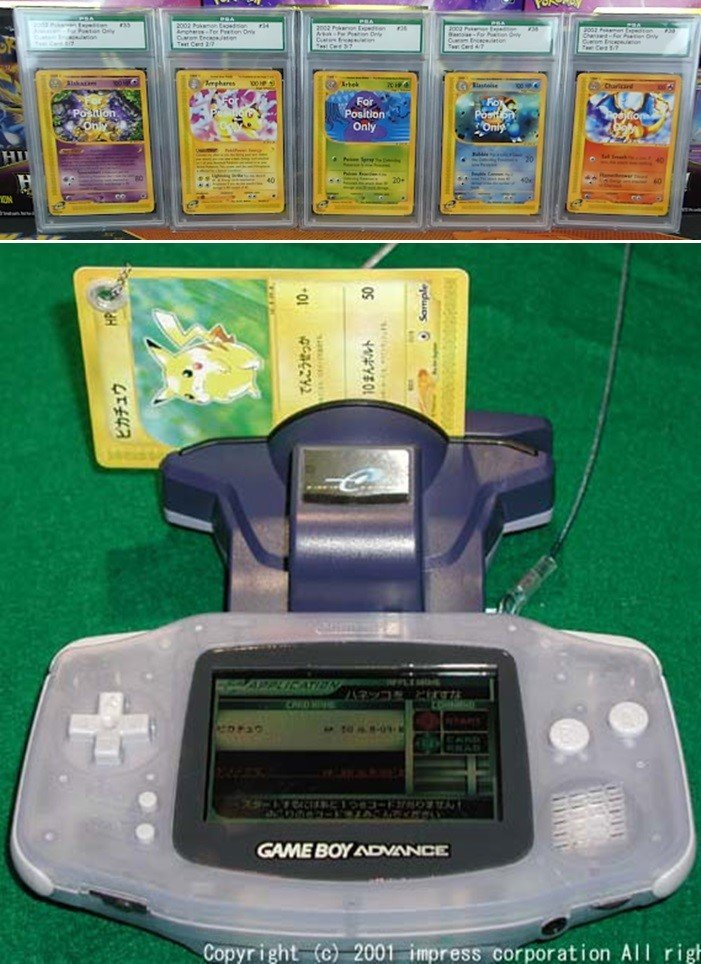 2002 Expedition For Position Only Charizard Card
