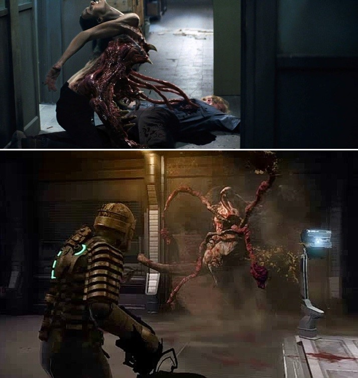 The Thing  Dead Space