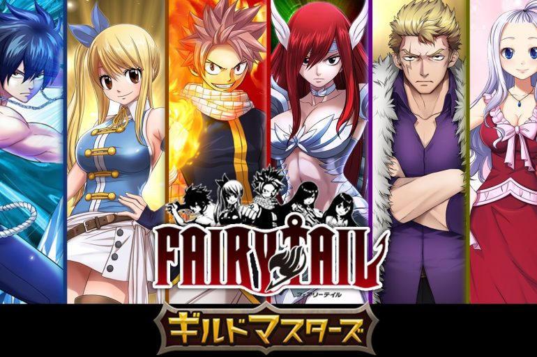 Fairy Tail: Guild Masters