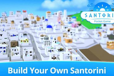Santorini: Pocket Game