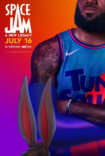 Space Jam 2, Space Jam A New Legacy