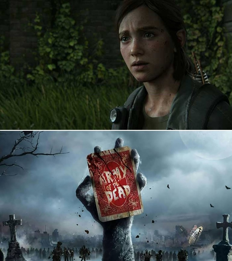 The Last of Us Part II Army of the Dead