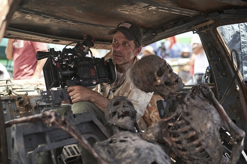 Army of the dead, Zack Snyder