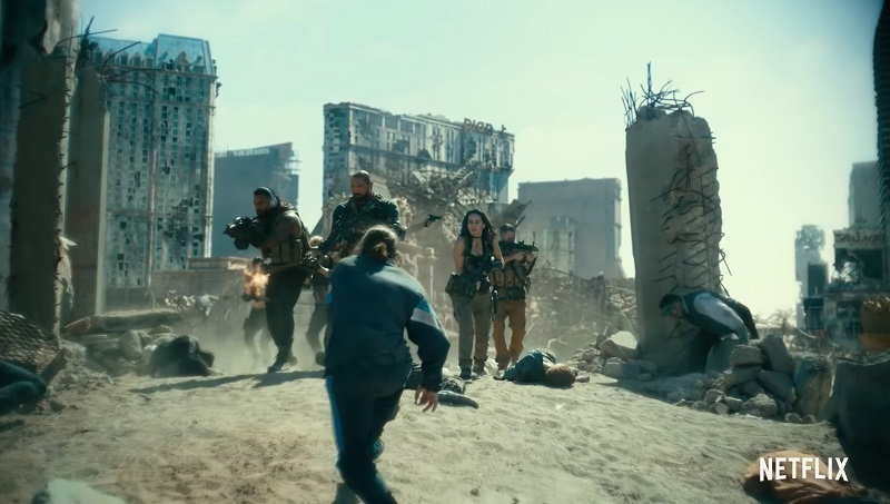 Zack Snyder, Army of the Dead