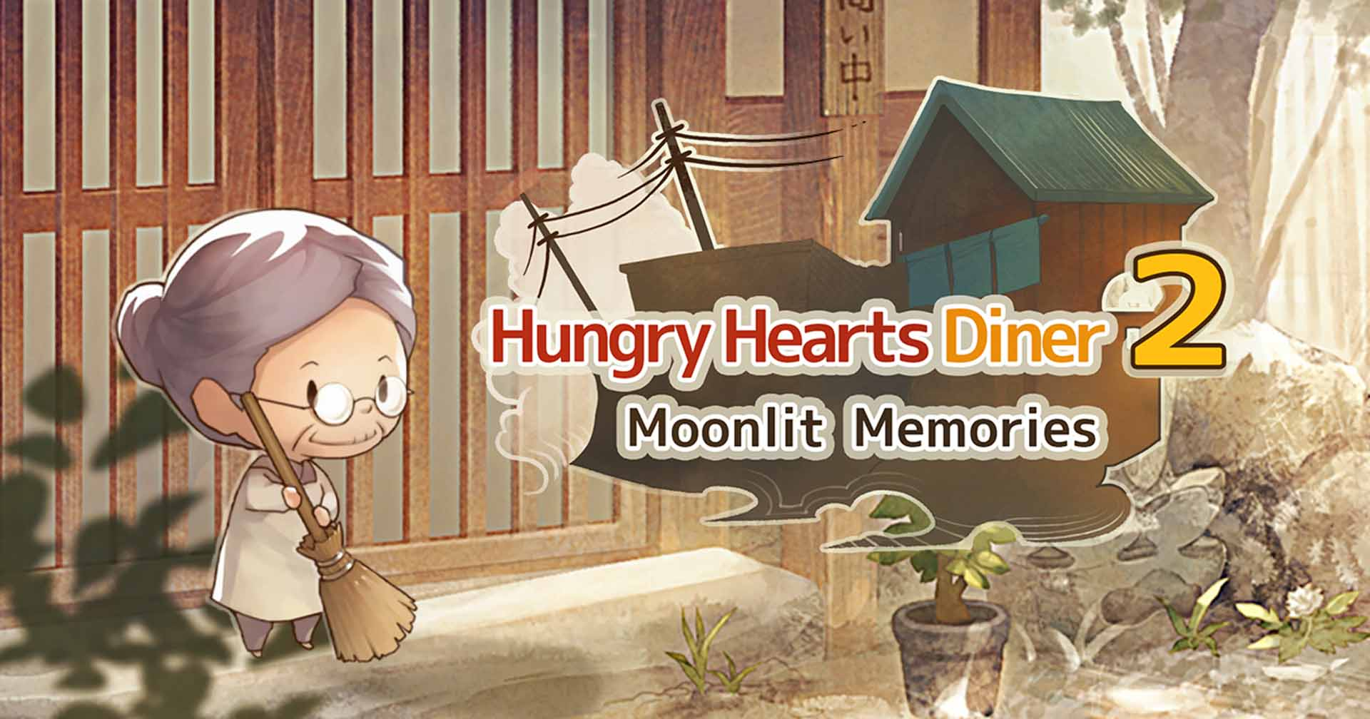 Hungry Hearts Diner 2