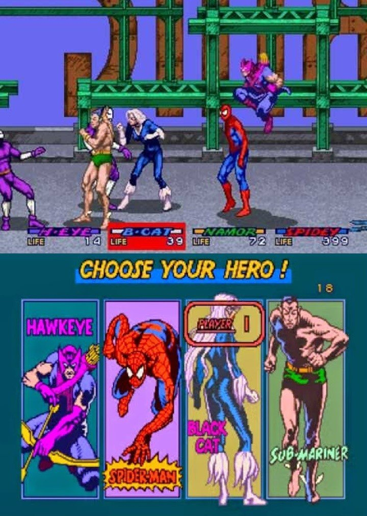 Spider-Man The Video Game