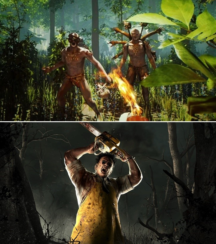 The Forest Dead by Daylight
