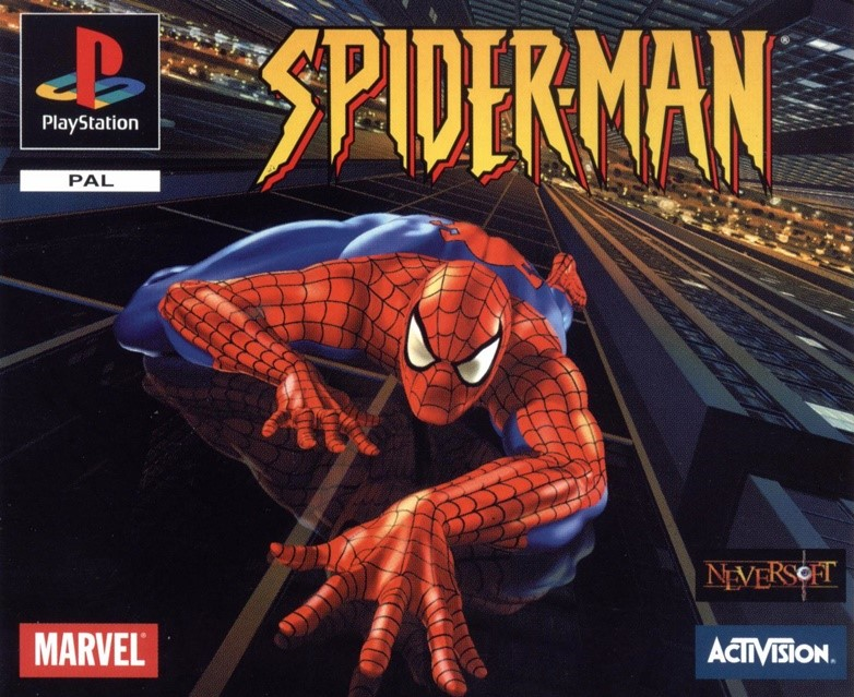The Amazing Spider-Man Web of Fire