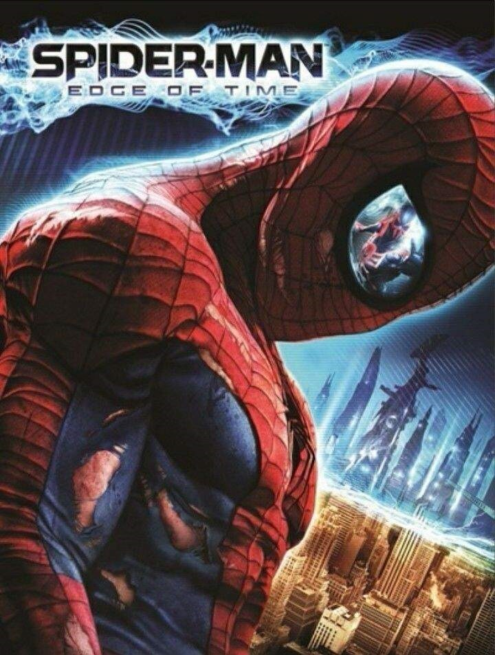 Spider-Man Edge of Time
