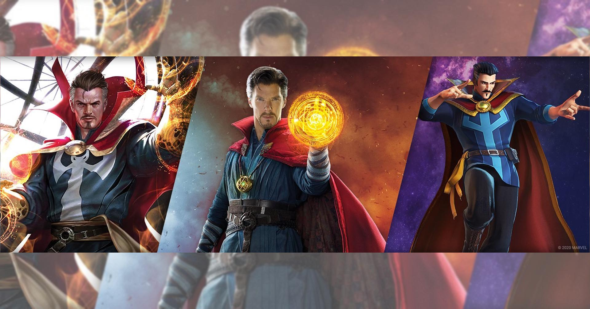 Doctor Strange in The Multiverse of Madness, Marvel