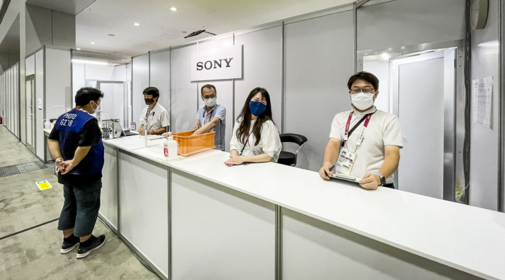 Sony Pro Services